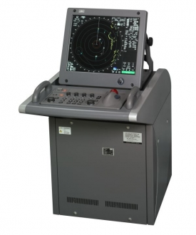 JMA-7100 ARPA Radar